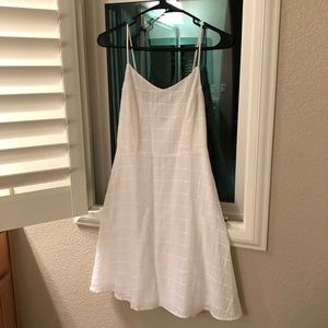 NWT old navy white sundress - S